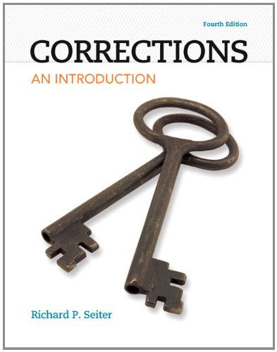 Corrections An Introduction 4th 2014 edition cover