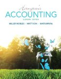 Horngren's Accounting  11th 2016 edition cover