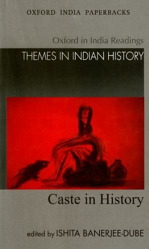 Caste in History   2010 edition cover
