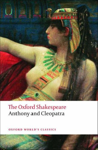 Anthony and Cleopatra   2008 edition cover