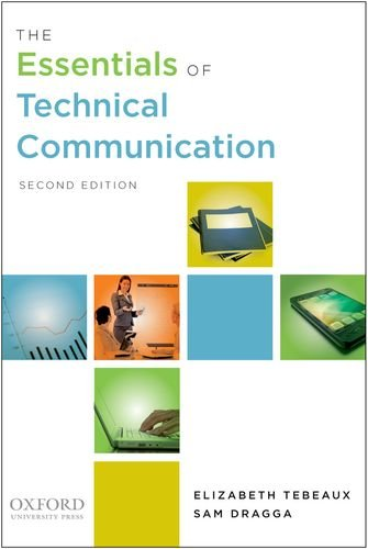 Essentials of Technical Communication  2nd 2011 edition cover