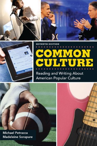 Common Culture  7th 2012 edition cover