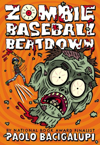 Zombie Baseball Beatdown  N/A 9780316220781 Front Cover