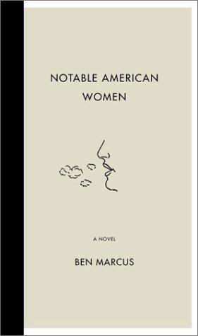Notable American Women A Novel  2002 edition cover