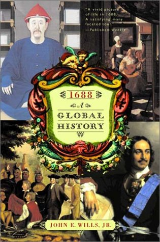 1688 a Global History  N/A edition cover