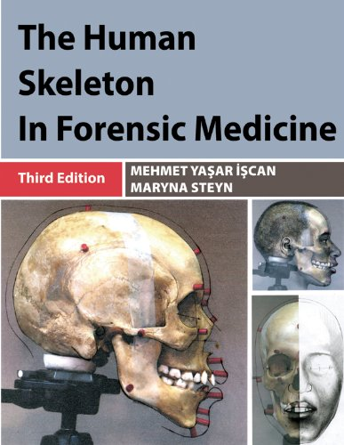 Human Skeleton in Forensic Medicine  3rd 2013 edition cover