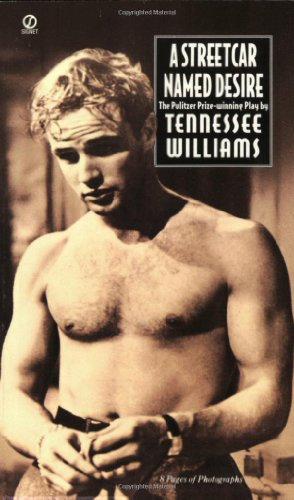 Streetcar Named Desire  25th 1975 edition cover