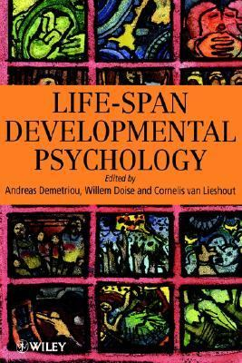 Life-Span Developmental Psychology   1998 9780471970781 Front Cover