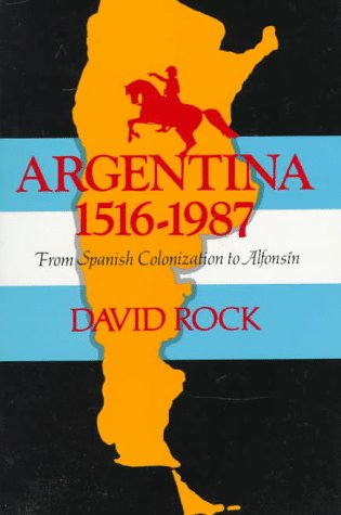 Argentina, Fifteen-Sixteen to Nineteen Eighty-Two  Revised  edition cover