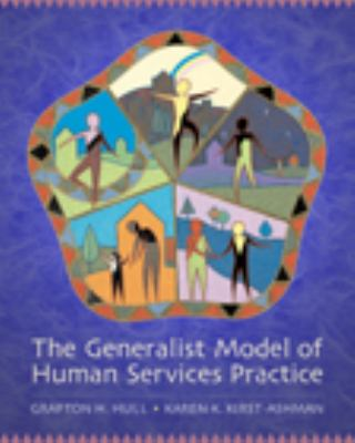 Generalist Model for Human Services Practice   2004 9780534512781 Front Cover
