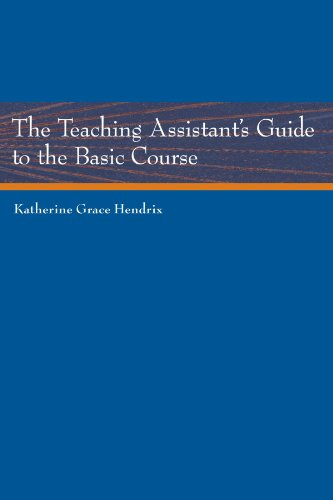 Teaching Assistant's Guide to the Basic Course   2000 9780534567781 Front Cover