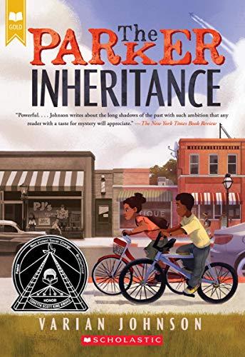 Parker Inheritance   2018 9780545952781 Front Cover