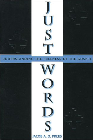 Just Words  2000 edition cover