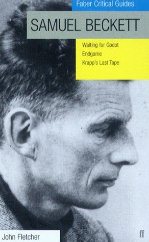Samuel Beckett   2000 edition cover