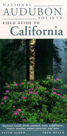 National Audubon Society Regional Guide to California  N/A edition cover