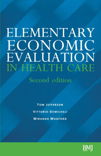 Elementary Economic Evaluation in Health Care  2nd 2000 (Revised) edition cover