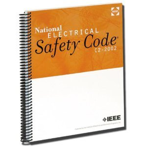 National Electrical Safety Code (R) N/A 9780738127781 Front Cover