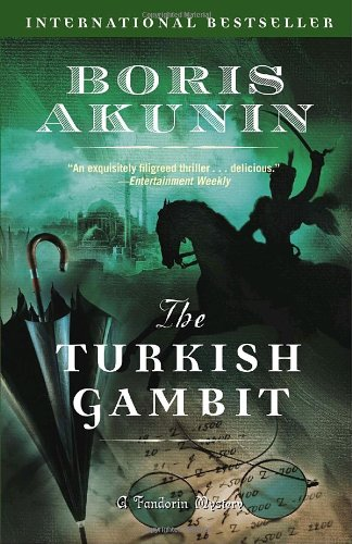 Turkish Gambit  N/A edition cover