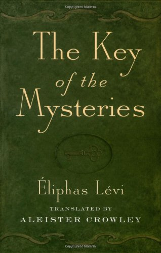 Key of the Mysteries  N/A 9780877280781 Front Cover