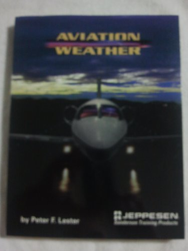 Aviation Weather   1995 9780884871781 Front Cover