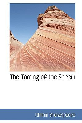 The Taming of the Shrew:   2009 edition cover
