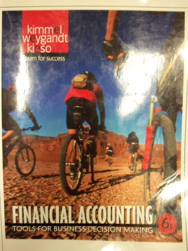 FINANCIAL ACCT.:TOOLS F/BUS... N/A 9781118117781 Front Cover