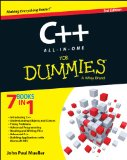 C++ All-in-One for Dummies�  3rd 2014 edition cover