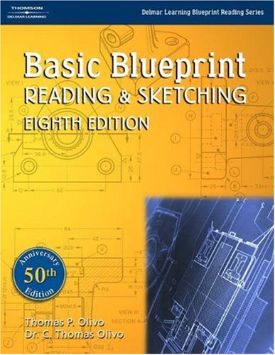 Basic Blueprint Reading and Sketching  8th 2005 (Revised) 9781401848781 Front Cover
