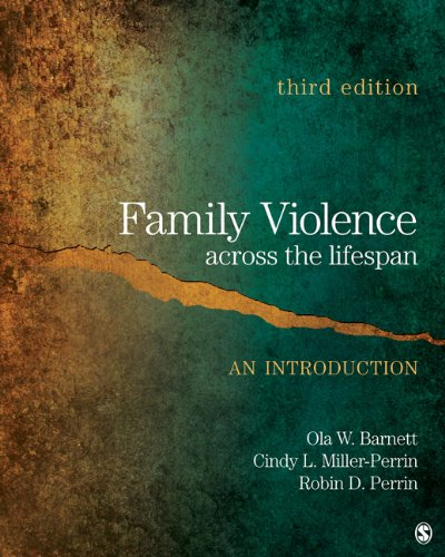 Family Violence Across the Lifespan An Introduction 3rd 2011 9781412981781 Front Cover