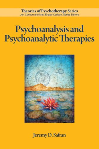 Psychoanalysis and Psychoanalytic Therapies   2011 edition cover