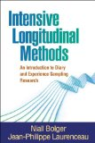 Intensive Longitudinal Methods An Introduction to Diary and Experience Sampling Research  2013 edition cover
