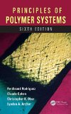 Principles of Polymer Systems:   2014 edition cover