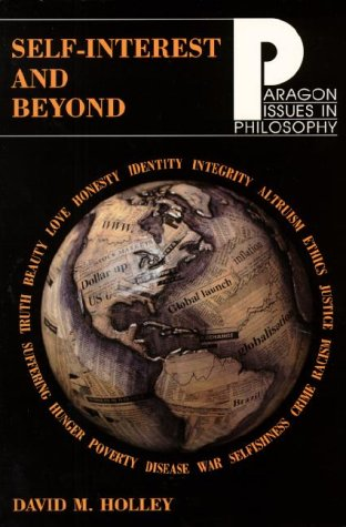 Self-Interest and Beyond   1999 edition cover