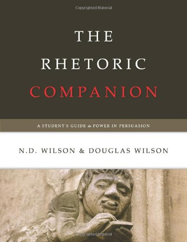 RHETORIC COMPANION N/A edition cover