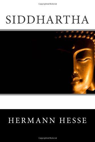SIDDHARTHA                     N/A 9781613823781 Front Cover