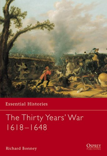 Thirty Years' War, 1618-1648   2002 edition cover