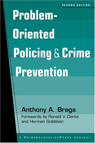 Problem-Oriented Policing and Crime Prevention  2nd 2008 edition cover
