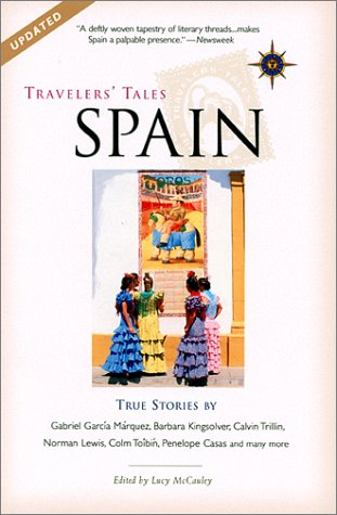 Spain True Stories 2nd 2002 edition cover