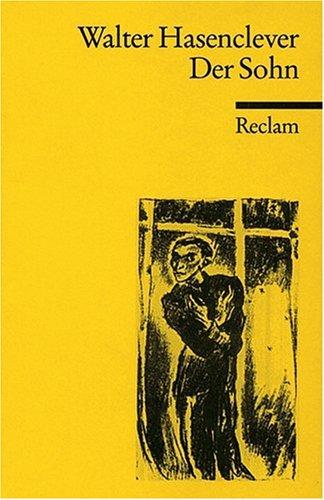 DER SOHN N/A edition cover