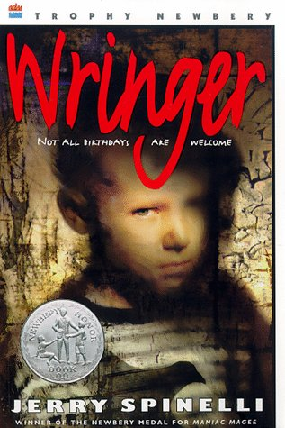Wringer   1997 edition cover