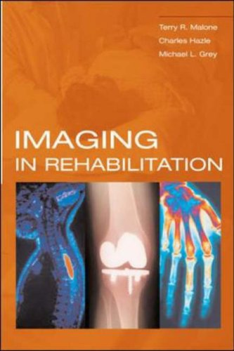Imaging in Rehabilitation   2008 edition cover