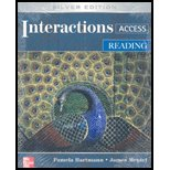 Interactions Access Reading:  5th 2006 (Revised) 9780073328782 Front Cover