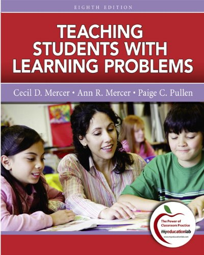 Teaching Students with Learning Problems  8th 2011 edition cover