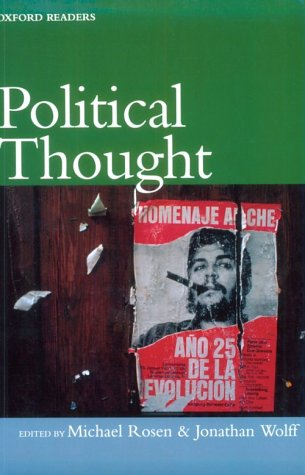 Political Thought   1999 edition cover