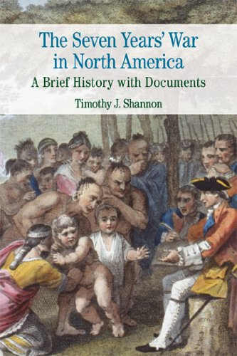 Seven Years' War in North America A Brief History with Documents  2014 edition cover
