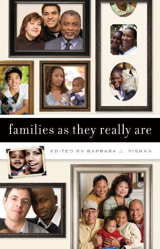 Families as They Really Are   2010 9780393932782 Front Cover