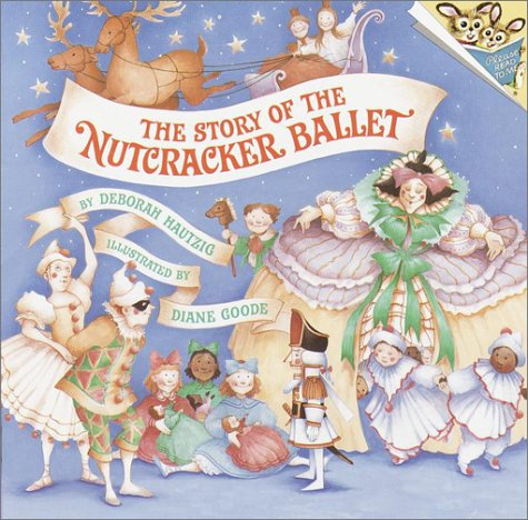 Story of the Nutcracker Ballet  N/A edition cover