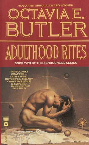 Adulthood Rites  N/A edition cover