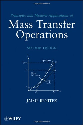 Principles and Modern Applications of Mass Transfer Operations  2nd 2009 9780470181782 Front Cover