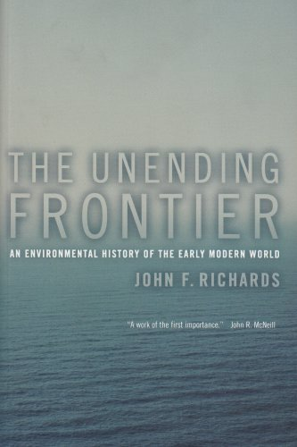 Unending Frontier An Environmental History of the Early Modern World  2005 edition cover